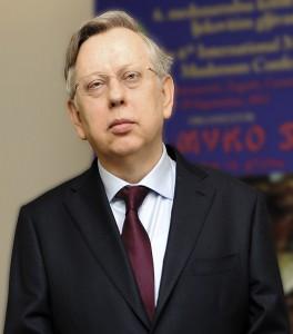 Medicinal mushrooms expert Dr. Ivan Jakopovich