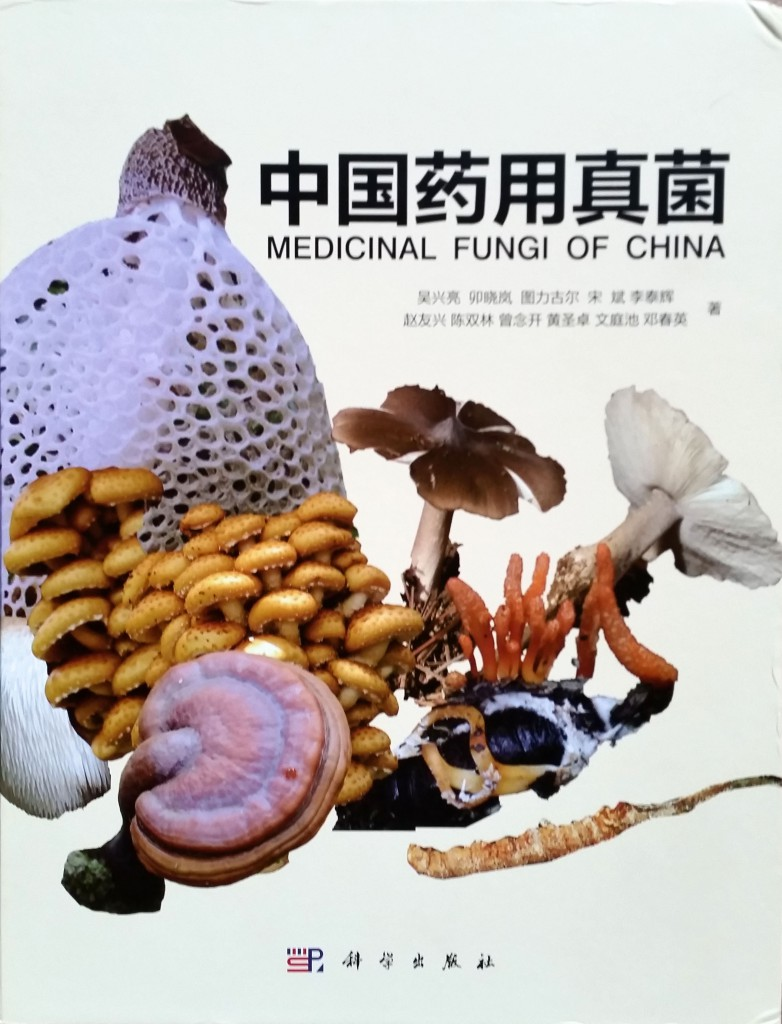 Medicinal Fungi of China book cover