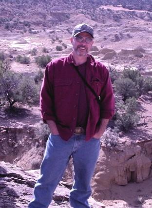 R.K. Denton, geologist